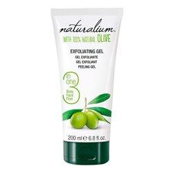 Esfoliante Viso Olive Naturalium (200 ml)