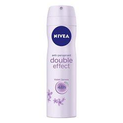Deodorante Spray Double Effect Nivea (200 ml)