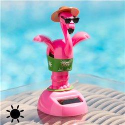 Moving Solar Flamingo
