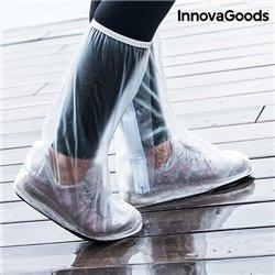 Copriscarpe Impermeabile Tascabile InnovaGoods (Pacco da 2) S/M