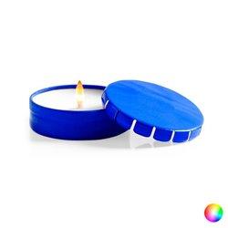 Candela Profumata Vaniglia 144881 Azzurro