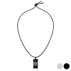 Collana Donna Calvin Klein KJ41AP010 (45 cm) (45 cm) Argento