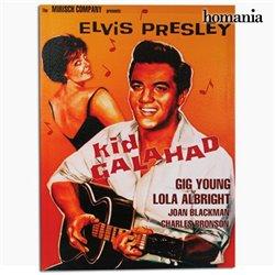 Locandina Elvis Presley Kid Galahad Homania