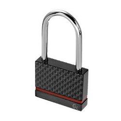 Portachiavi Guess GC CMK80801 (5 cm) Nero Rosso Argentato
