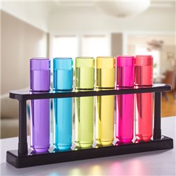 Test Tube Shot Glasses (pack of 6)