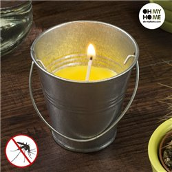 Citronella Bucket Candle