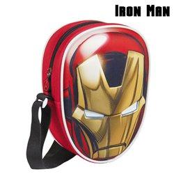 Borsello 3D Iron Man (Avengers)