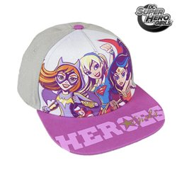 Berretto Super Hero Girls (55 cm)