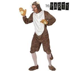 Costume per Adulti Th3 Party 2090 Leopardo