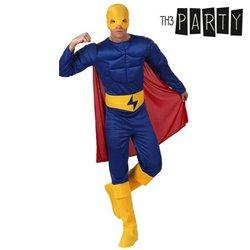 Costume per Adulti Th3 Party Eroe muscoloso XS/S
