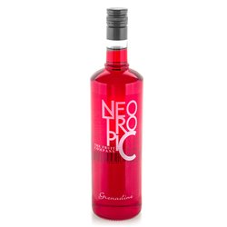 Grenadine Neo Tropic Refreshing Drink Without Alcohol 1L