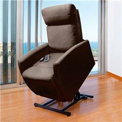 Poltrona de Repouso com Elevação e Massagem Cecotec Compact 6008