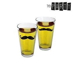 Vaso Bigote Th3 Party