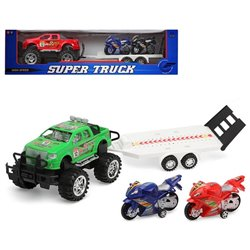 Set veicoli Super Truck 119102