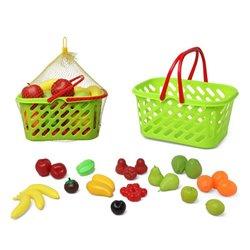 Cestino con Frutta Verde (27 Pcs)