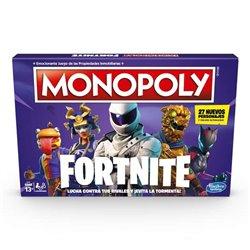 Gioco da Tavolo Monopoly Fortnite Hasbro (ES)