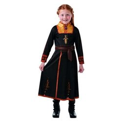 Costume per Bambini Anna Frozen 2 Taglia - 8-10 Anni
