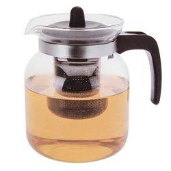 Teekanne mit Tee Ei 1,5 L
