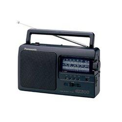 Radio Portatile Panasonic RF-3500E9-K Nero
