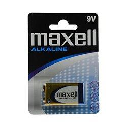 Batteria Alcalina Maxell MXBLR6LR61 LR61 9V