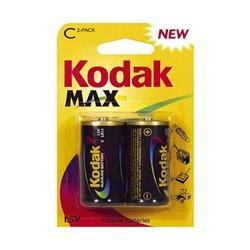Batteria Alcalina Kodak LR14 1,5 V (2 pcs)