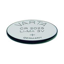 Batteria a Bottone a Litio Varta CR-2025 3 V Argento