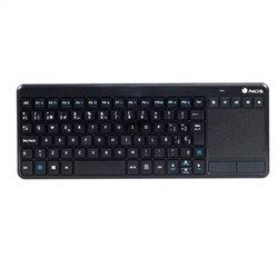 Tastiera Wireless NGS TV Warrior Bluetooth Nero