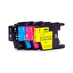 Cartuccia d'inchiostro compatibile Inkoem LC1240XL Nero