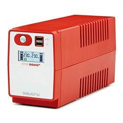 Salicru SAI Off Line 647CA00001 300W Rojo