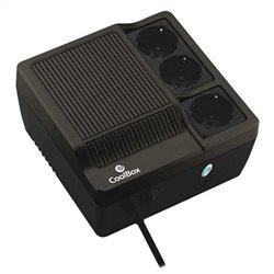 CoolBox SAI Off Line SAICOOSC600B 300W Negro