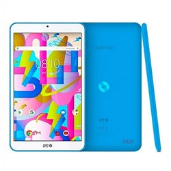 "SPC Tablet LIGHTYEAR 9744216 8"" Quad Core 2 GB RAM 16 GB Azzurro"