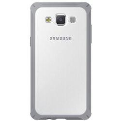 Custodia per Cellulare Samsung Galaxy A3 Trasparente Grigio