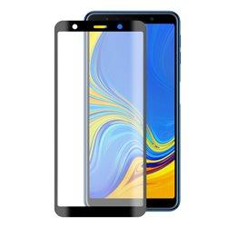 Protettore Schermo Vetro Temprato per Cellulare Samsung Galaxy A7 2018 Extreme 2.5D