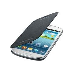 Custodia Folio per Cellulare Samsung Galaxy Express I8730 Grigio