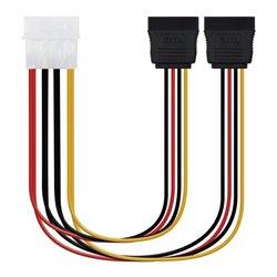 NANOCABLE Cable de Alimentación 10.19.0101-OEM SATA