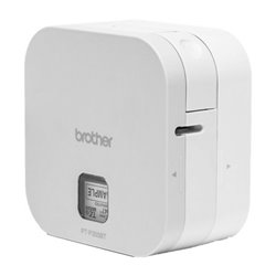Stampante per Etichette Brother PTP300BT Cube 180 dpi 20 mm/s Bianco
