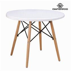 Table pour enfant en bois laqué by Craftenwood