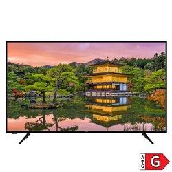 Hitachi TV intelligente 50HK5600 50 4K Ultra HD LED WiFi Noir