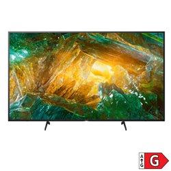 Sony TV intelligente Bravia KD43XH8096 43 4K Ultra HD LED WiFi Noir