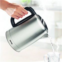 Princess 236002 Digital Kettle Stainless Steel Deluxe