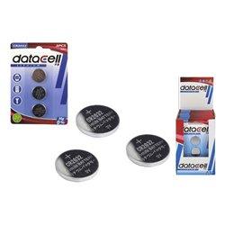 Batterie a Bottone a Litio Datacell CR2032 3 V (3 uds)