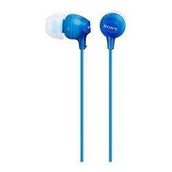 Auricolari Sony MDR-EX15AP Azzurro