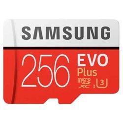 Scheda Di Memoria Micro SD con Adattatore Samsung MB-MC256GA/EU SDXC UHS-I Classe 10 256 GB