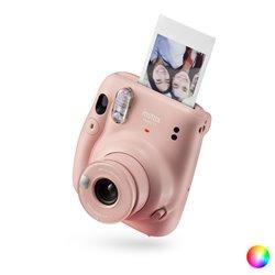 Macchina fotografica istantanea Fujifilm Instax Mini 11 Azzurro