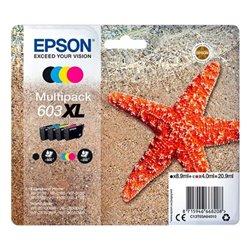Cartuccia d'inchiostro compatibile Epson 603XL Multicolore