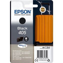 Cartuccia ad Inchiostro Originale Epson 405 Nero