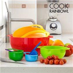 Cook Rainbowl Küchenutensilien