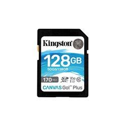 Scheda Di Memoria SD Kingston SDG3/128GB 128GB