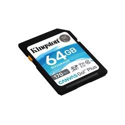 Scheda Di Memoria SD Kingston SDG3/64GB 64GB