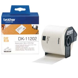 Etichette per Stampante Brother DK11202 Bianco